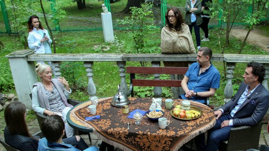 Премьера на телеканале «МИР»: дизайнер «Фазенды Лайф» – о том, как создать идеальный интерьер