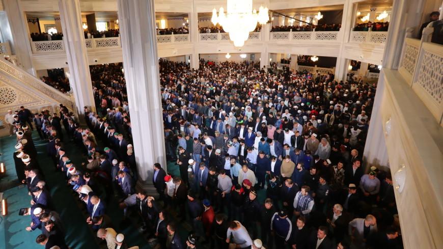 Путин: Курбан-байрам служит единению людей