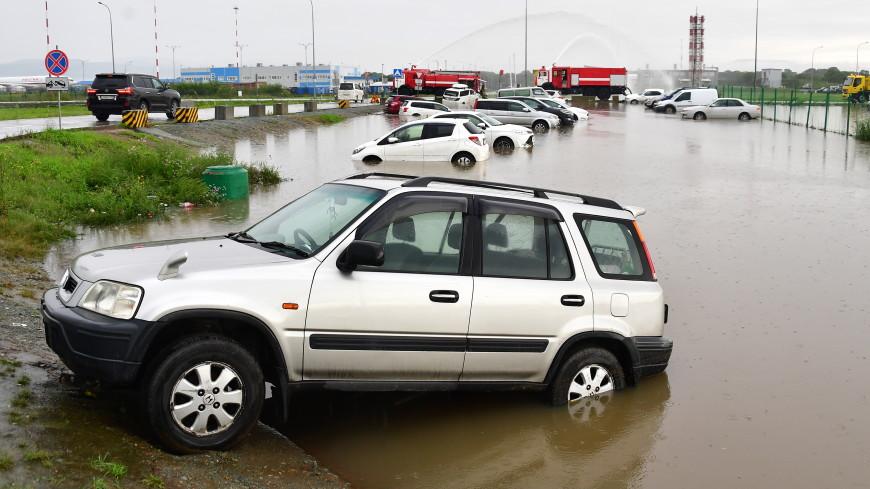 Вода прибывает: уровень реки в Комсомольске-на-Амуре превысил семь метров
