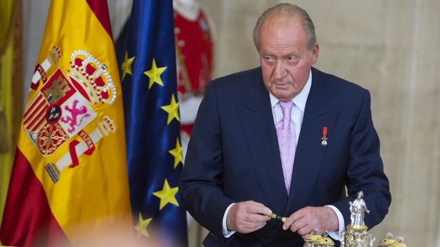 Бывшему королю Испании Хуану Карлосу сделали троекратное коронарное шунтирование