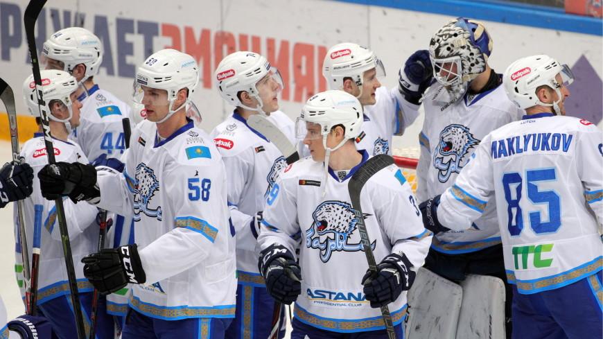 Токаев поздравил хоккеистов «Барыса» с победой в Кубке президента