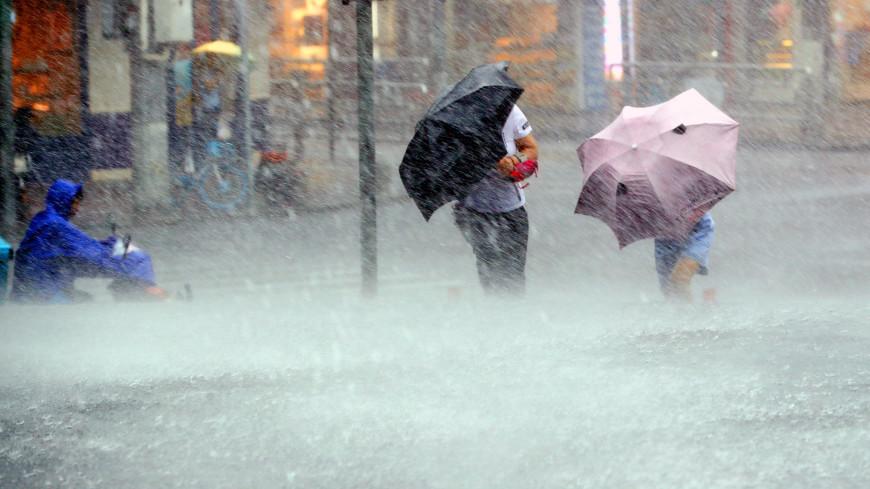 Число жертв мощного тайфуна в Китае выросло до 32 человек