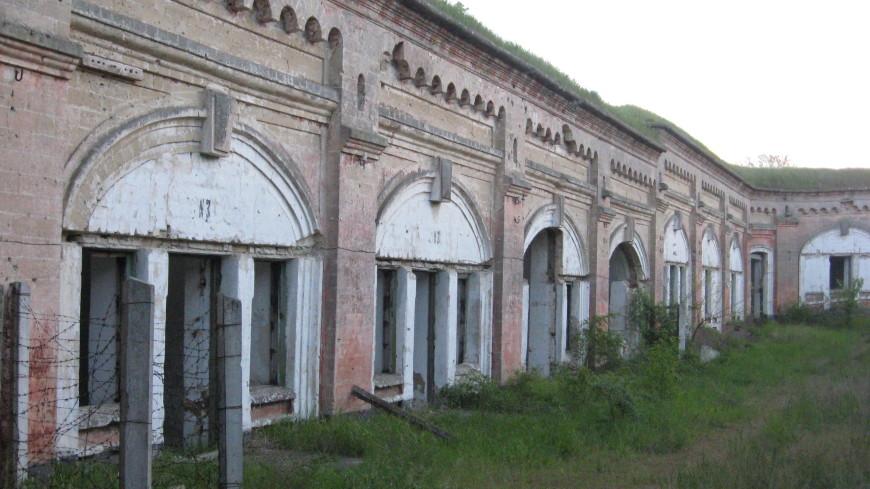 В Керченской крепости нашли 1700 авиабомб времен войны