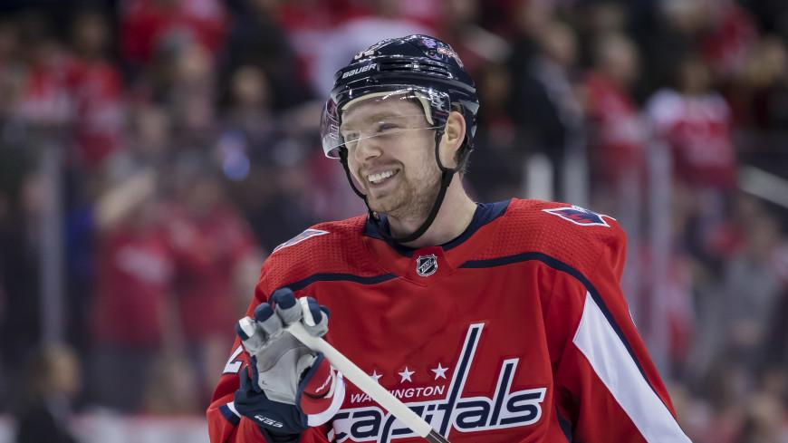 Хоккеист Кузнецов будет проходить тестирование в рамках антинаркотической программы НХЛ