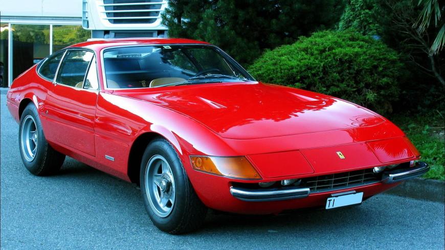 Ferrari Элтона Джона уйдет с молотка в сентябре