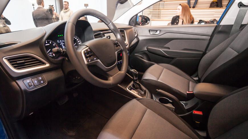 В России выросли продажи автомобилей с «автоматом»