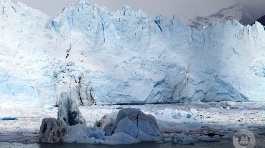 Подсчитаны объемы таяния Гренландского ледяного щита