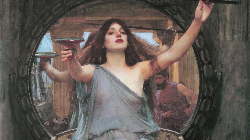 В Италии нашли пещеру богини Цирцеи