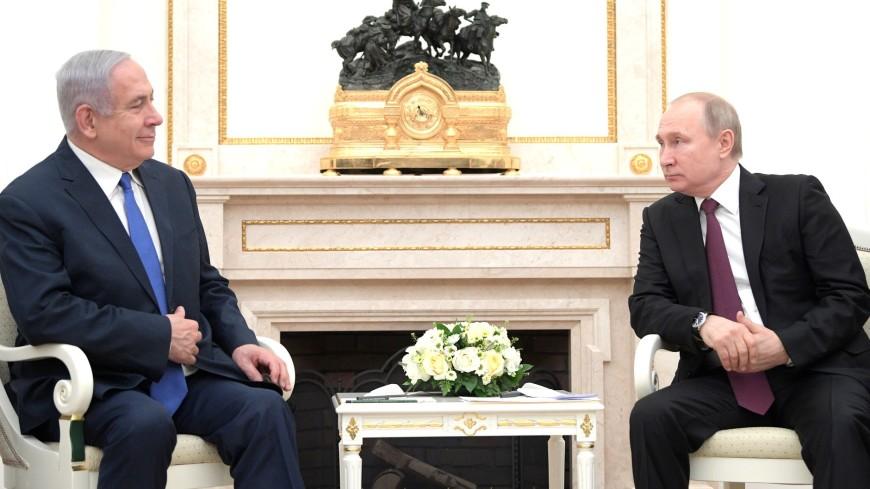 Путин и Нетаньяху обсудили экономику, Сирию и Украину