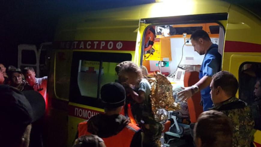 Спасенная в лесу под Нижним Новгородом девочка попросила «тортик» и воду