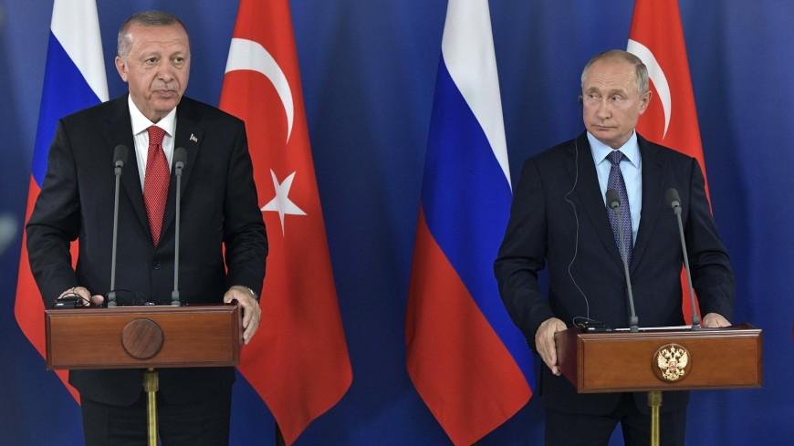Путин назвал сроки запуска «Турецкого потока»