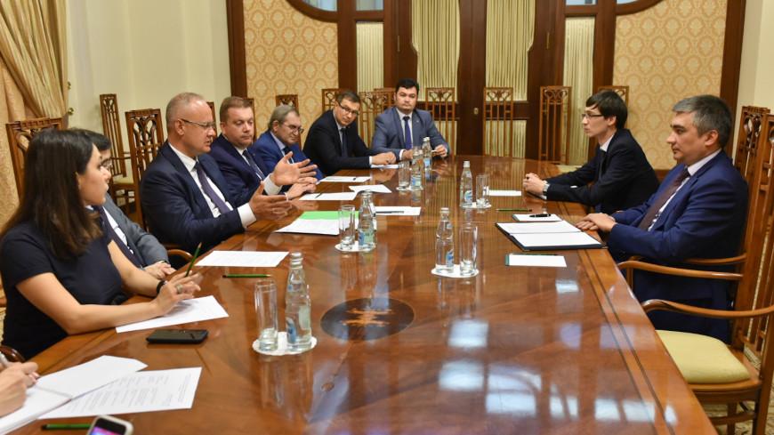 Россия и Узбекистан укрепляют торгово-экономические связи