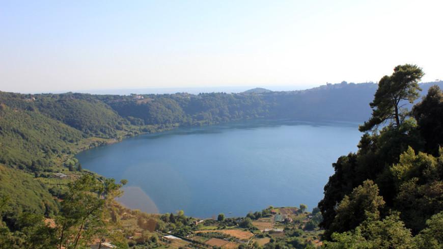 "Фото: Дарья Шульга, ""«МИР 24»"":http://mir24.tv/, озеро, италия, рим"