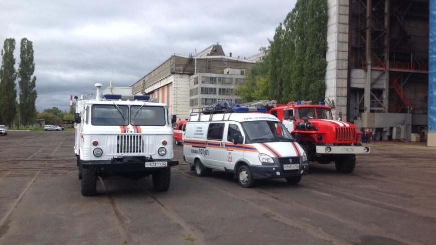 В Нижнем Новгороде загорелась судоверфь «Красное Сормово»: есть жертвы