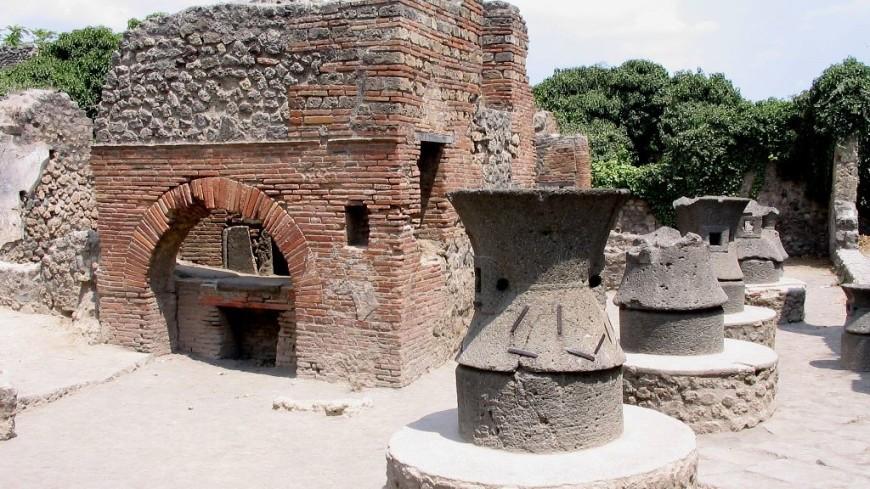 В Помпеях нашли сундук древнеримского «колдуна»