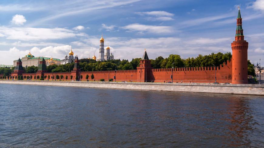 На территории Кремля обнаружили авиабомбу времен войны