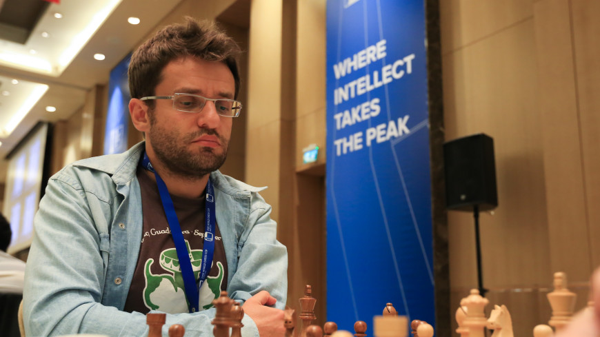 Гроссмейстер Левон Аронян победил в турнире Grand Chess Tour