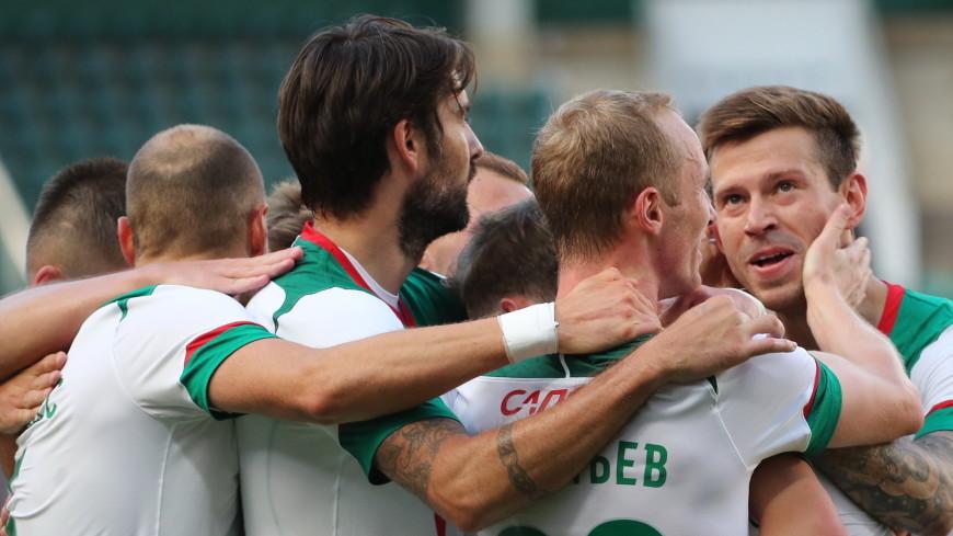 «Локомотив» разгромил «Урал» в матче пятого тура РПЛ