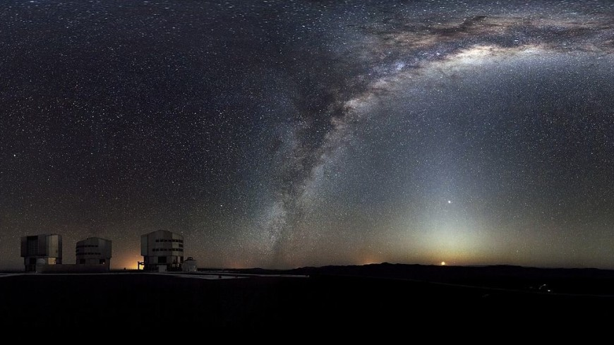 В Млечном Пути обнаружили звезду – ровесницу Вселенной