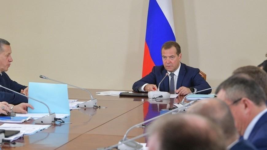 Медведев: Правительство выделит 600 млн пострадавшему от паводка Приамурью