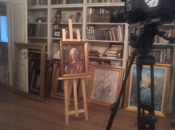 В Германии нашли картины знаменитых художников, похищенные 40 лет назад