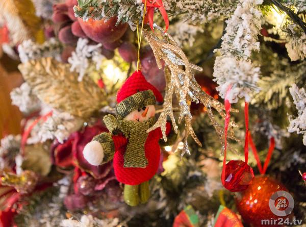 В США рождественскую елку запитали от электрического угря