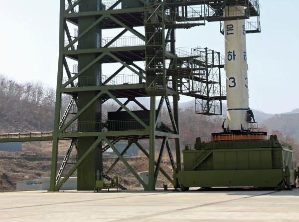 В КНДР прошли успешные испытания на полигоне Сохэ