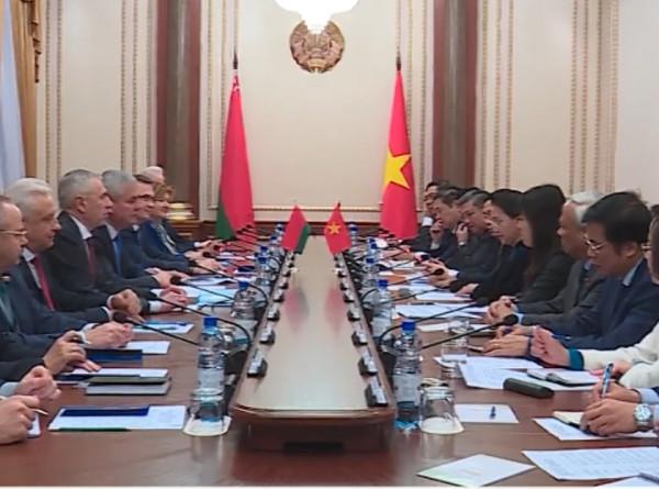 Группа по сотрудничеству с Вьетнамом появится в парламенте Беларуси