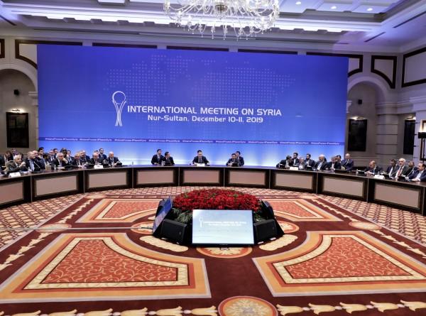 Мирный процесс: страны-гаранты обсудили в Нур-Султане урегулирование в Сирии