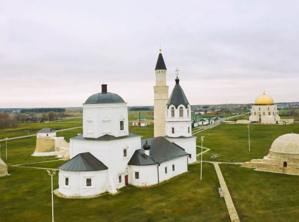 Пять причин поехать в Болгар – древний центр ислама в Татарстане