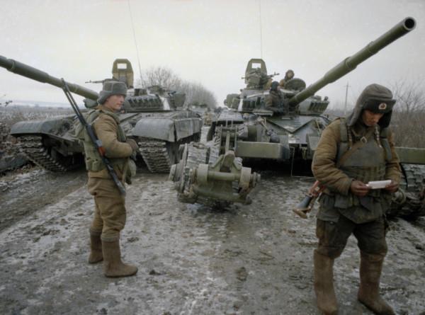 Кровь, грязь и слезы: как разгоралась первая чеченская война