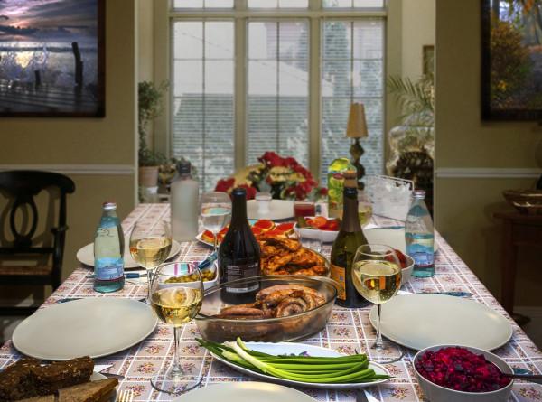 Не без оливье: как традиционные новогодние блюда сделать полезными?