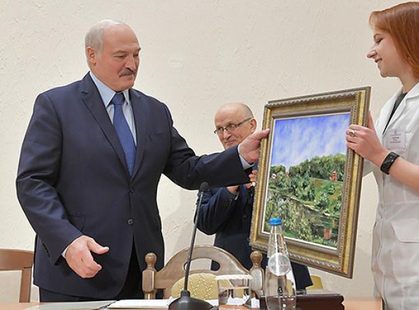 Лукашенко назвал главную задачу белорусских врачей