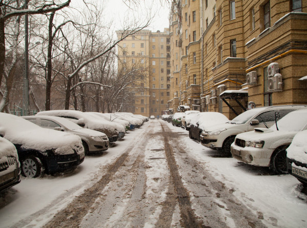 В Москве появился новый штраф за парковку на местах спецтехники