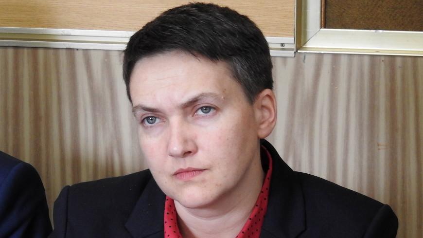 Савченко рассказала, кто предлагал ей выйти замуж