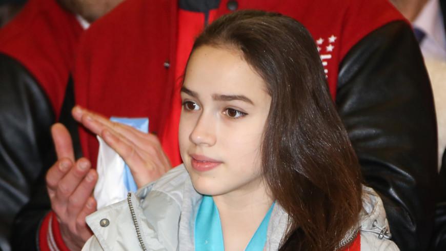 Российские олимпийцы вернулись в Москву. Аэропорт Шереметьево