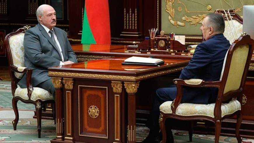 Лукашенко обсудил с главой Верховного суда модернизацию судебной системы