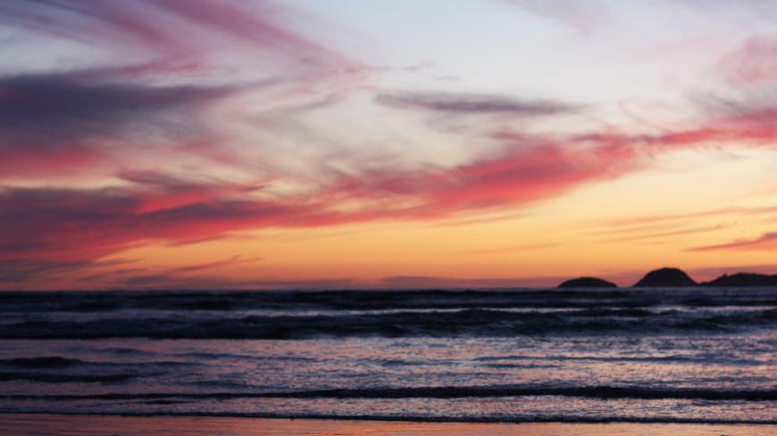 """австралия Фото: Елена Карташова, """"МТРК «Мир»"""":http://mirtv.ru/, солнце, закат, море, природа, чайка"""