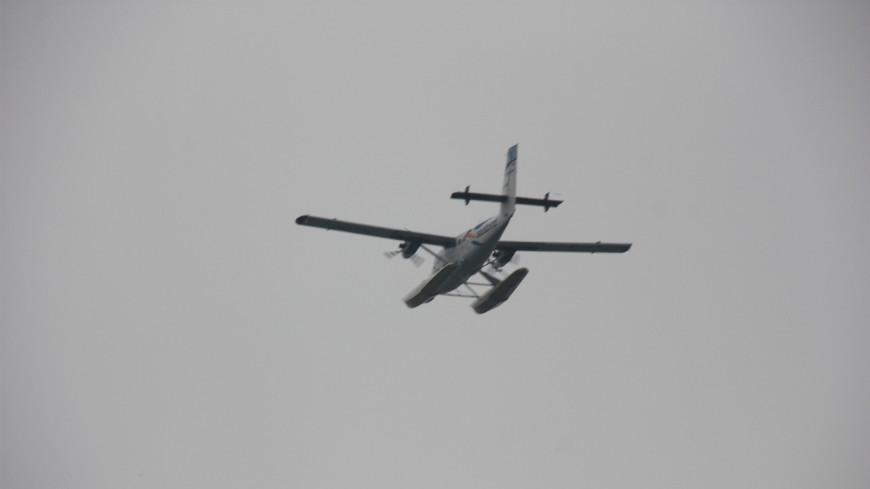 """© Фото: Мария Чегляева, """"«МИР 24»"""":http://mir24.tv/, водный самолет, самолет, легкомоторный самолет"""