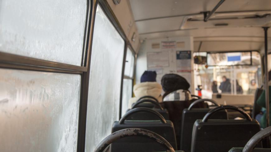 Московских водителей призвали пересесть на общественный транспорт в декабре