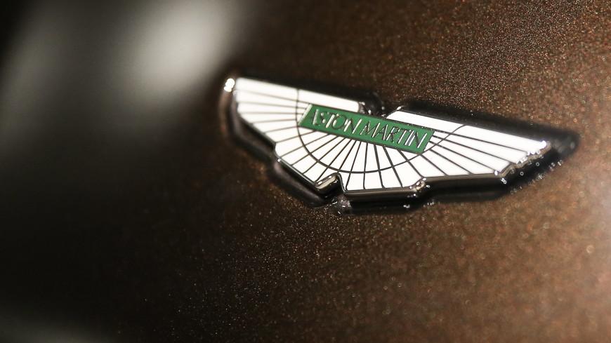 Aston Martin принца Чарльза ушел с молотка почти за 20 млн рублей