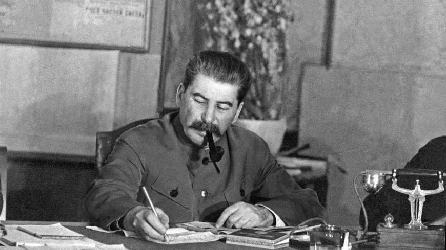 Вождь народов: Десять цитат Иосифа Сталина