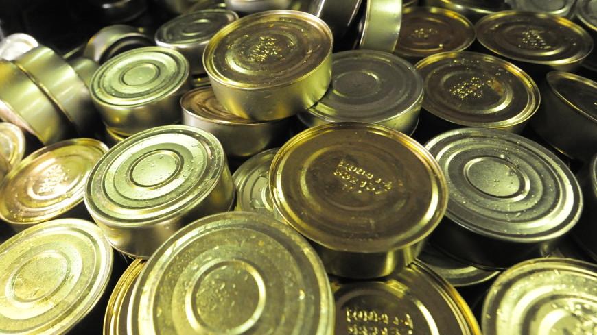 В Роспотребнадзоре рассказали о правилах выбора рыбных консервов