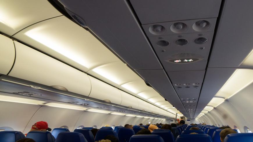 Самолет, Полет