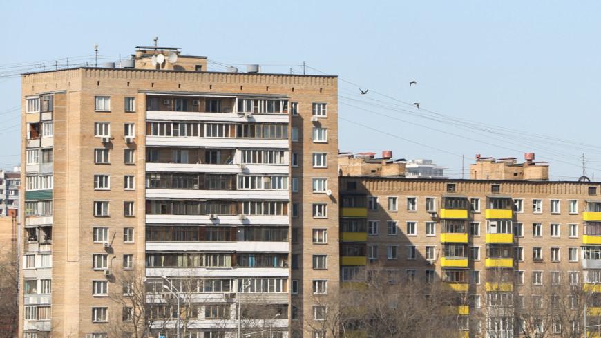 Россияне назвали наиболее привлекательные для проживания этажи