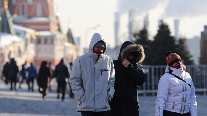 Синоптик: На европейской части России теплая и пасмурная погода сменится морозной и ясной