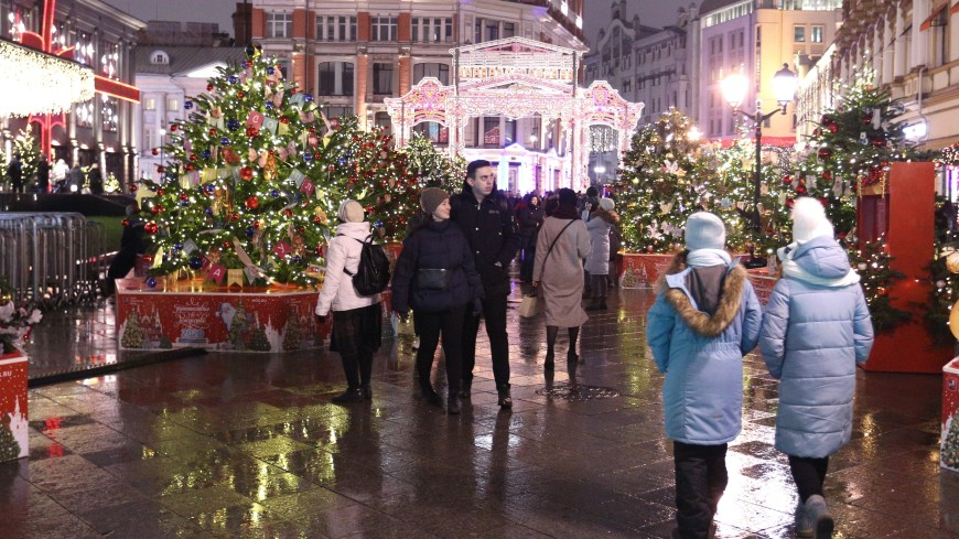 Площадки фестиваля «Путешествие в Рождество» можно найти на спецкарте