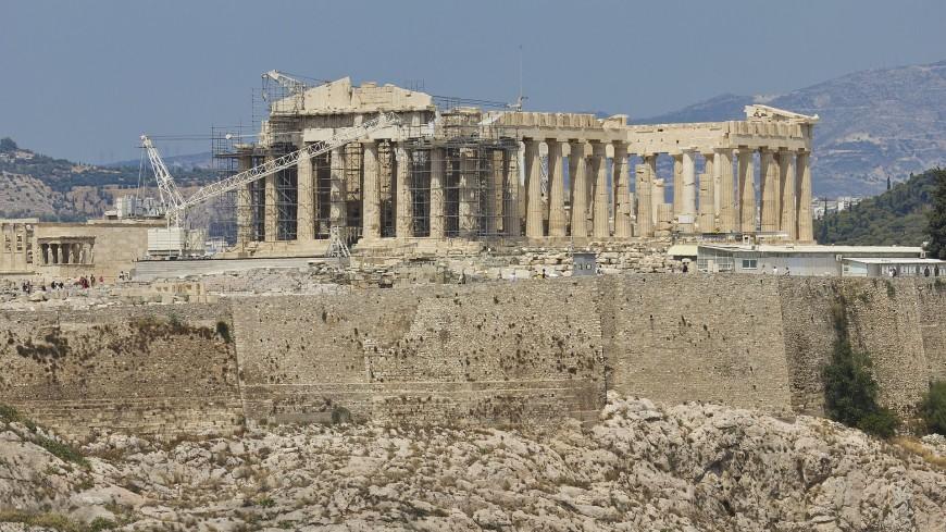 Ученые раскрыли тайну древнегреческого Парфенона