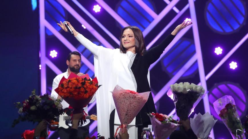 Ротару выступила в Москве после пятилетнего перерыва