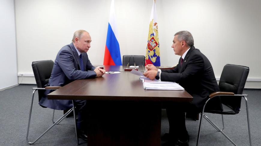 Путин рассказал о хороших результатах российской команды по рабочим профессиям